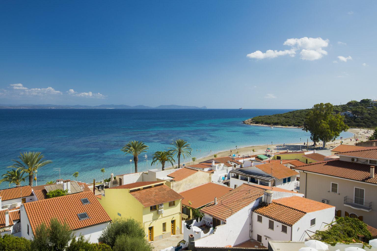 Lu' Hotel Maladroxia in Sardegna nell`isola di Sant ...