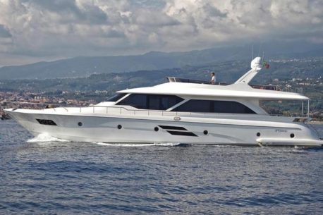 vacanza yacht Marco Polo 78 Fly