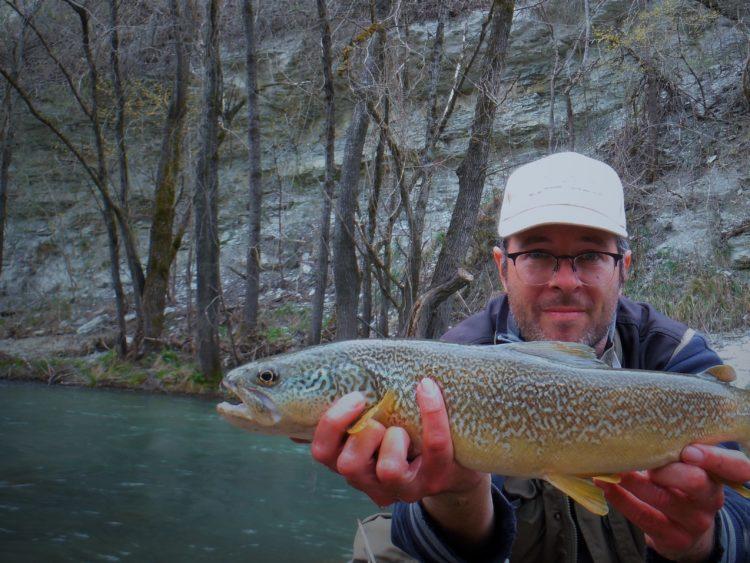 Trentino: la meta ideale per pescare